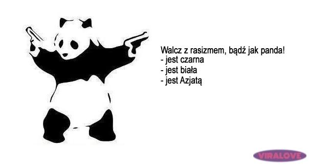 Bądź jak PANDA